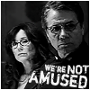 lyras: BSG Roslin and Adama not amused