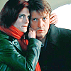sinkwriter: Castle & Beckett - Huddle