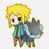 Pokemon - Volkner And Luxray
