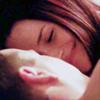 8x17 Bed Smile Renee's Eyes Closed