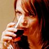 alex fielding: drinking wine