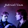 Wolfling: gabriel/sam
