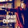 Jill aka Jo: Castle: Space Cowboy