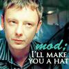 John Simm  ♥ Mod hat