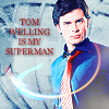 tom welling my superman