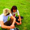 Quinn and Bert > Sit.