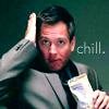 NCIS - Tony chill