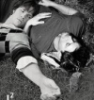 deansgirl369: layin in a field