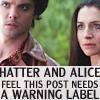 Lady Eternal: Warning Label
