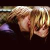 Loki: Herper's Island - Cal/Chloe kiss