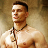 Sanity is a cozy lie.: TV: Spartacus - Crixus