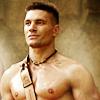 Sanity is a cozy lie.: TV: Spartacus - Crixus