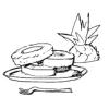 midnighthikari: Pineapple