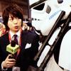 Arashi ☂ Sho/Stormtrooper OTP