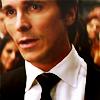 Christian Bale lookin fine in a suit