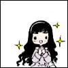 Phiso: sparkly happy tomoyo
