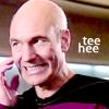 Picard lol -- harmony033