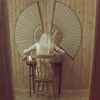 iamamiwhoami chair fan