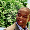 Psych (Gus grins)