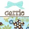Carrie Leigh: carrie blue bow