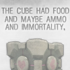 portal - food ammo immortality