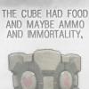 portal - food ammo immortality