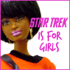 scary doll person (trek is for girls)