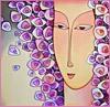 фиолетовые розы
