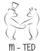 М-TED