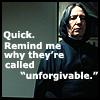 Snape Last Drabble Writer Standing
