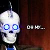 Robot Skeleton Army FTW