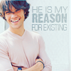 "Kristin: Jared » ""My Reason For Existing"""