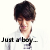 Aiba is Just a Boy