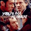 Sabrina: Holmes/Watson you're not human!