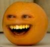 Назящий апельсин