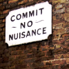 fire walk with me: Nuisance