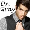 Dr. Gray Tie