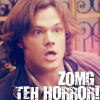jessm78: Supernatural: Sam ZOMG (5x18)