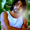 sayid - white shirt