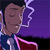 Super Fighting Robot VAVA: LUPIN III--smokin'