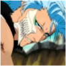 Your weight on my back keeps me from trouble.: Grimmjow