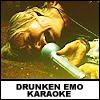 Rose does karaoke
