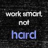 hard smart