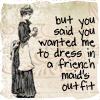 maid, fetish, kink