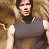 Andromeda Dylan black tee shirt2