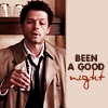 iluvbsbkevin: Castiel Good Night