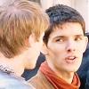 Yavanna: Bradley/Colin - speaking look