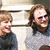 Yavanna: Bradley/Rupert - laughing