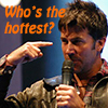 who's the hottest by berryann