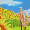 Russia sunflowers - Hetalia